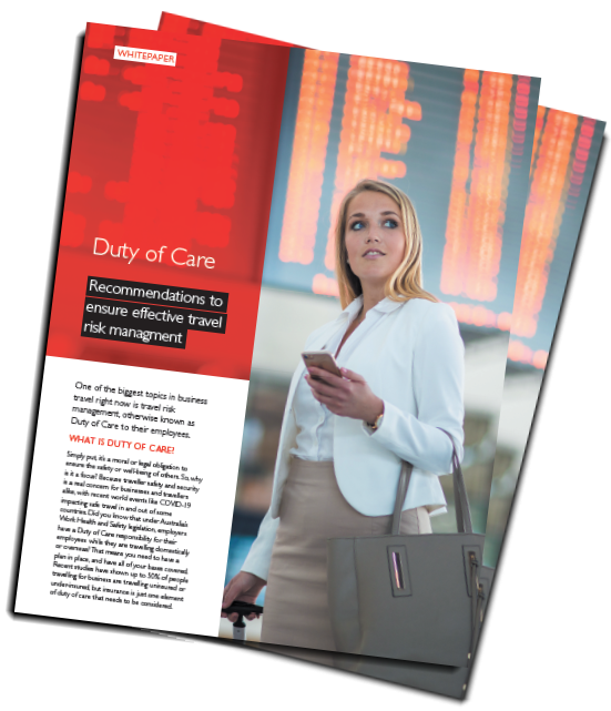 Duty of Care Whitepaper