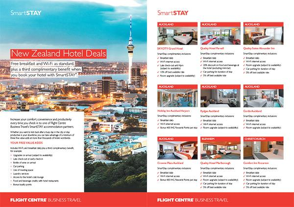 Flyer - SmartSTAY New Zealand